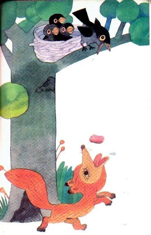 老实说,小学课本上的这些插图,你还认识几个?