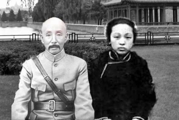 张作霖死后,几位姨太太守节终生
