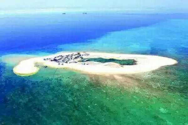 南沙群岛被占情况,中国在这8岛礁有驻军!