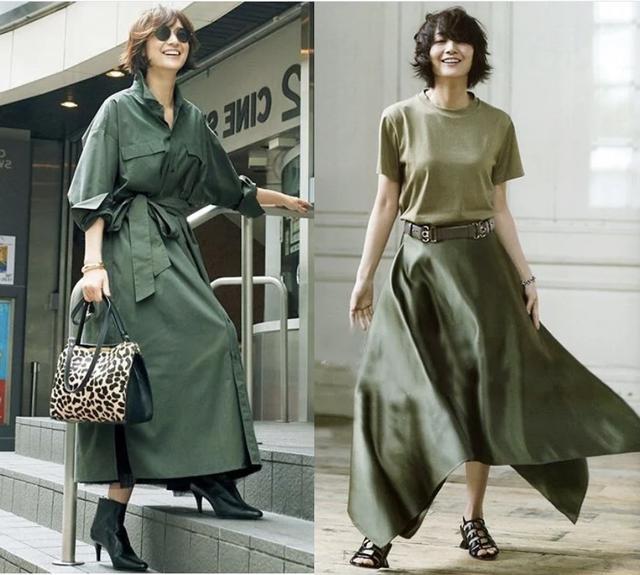 熟龄女士穿衣做到这3点,4050的年纪依旧动人,减龄原来并不复杂