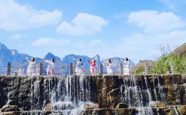 八里沟景区门票2020年3月新乡八里沟风景区门票价格... _旅游互联