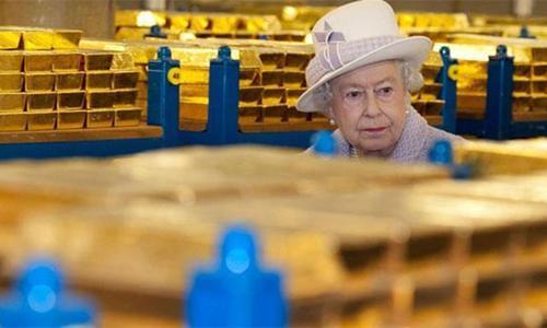 30吨金条被强占!伦敦法院判决:除非换总统否则拒绝交出黄金
