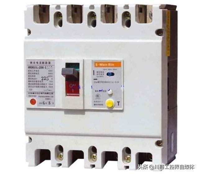 220v漏电保护器接线图