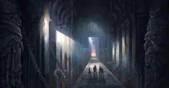 盗墓界中有一个规矩,墓中有一样东西不能动
