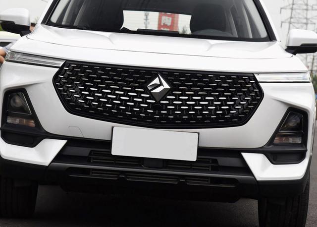 宝骏最贵的SUV来了,预售价11.58万元起,能成为爆款吗?