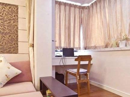 11张阳台变书房装修效果图 小空间大改变-365地产家居网