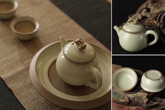 高档茶具茶韵图片