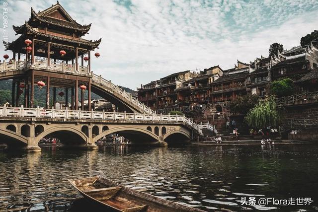 凤凰古城的日与夜   避开人潮,领略黄永玉笔下的中国最美小城