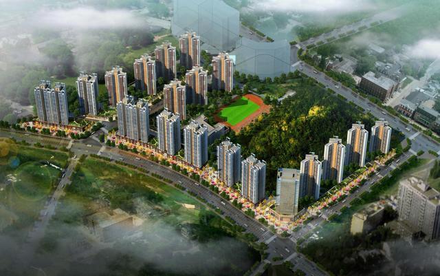 贵阳未来新规划:打造山水林城相融合的新城市_房产资讯-房天下