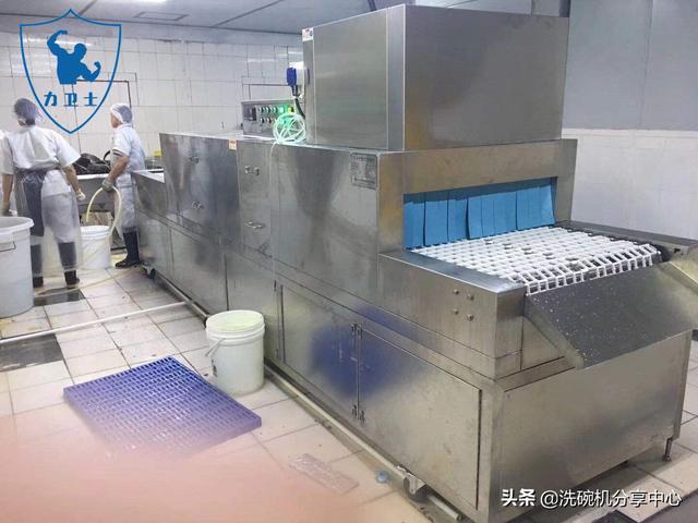 中小型的餐厅适合用大型商用洗碗机吗?