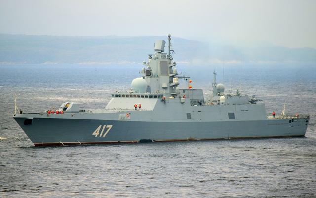 基洛夫核动力巡洋舰