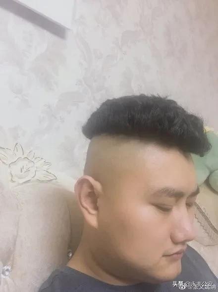 剪头发失败搞笑图片