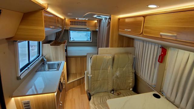 最不像房车,空间最大,最受欢迎,48V电路,价格不到28万的房车