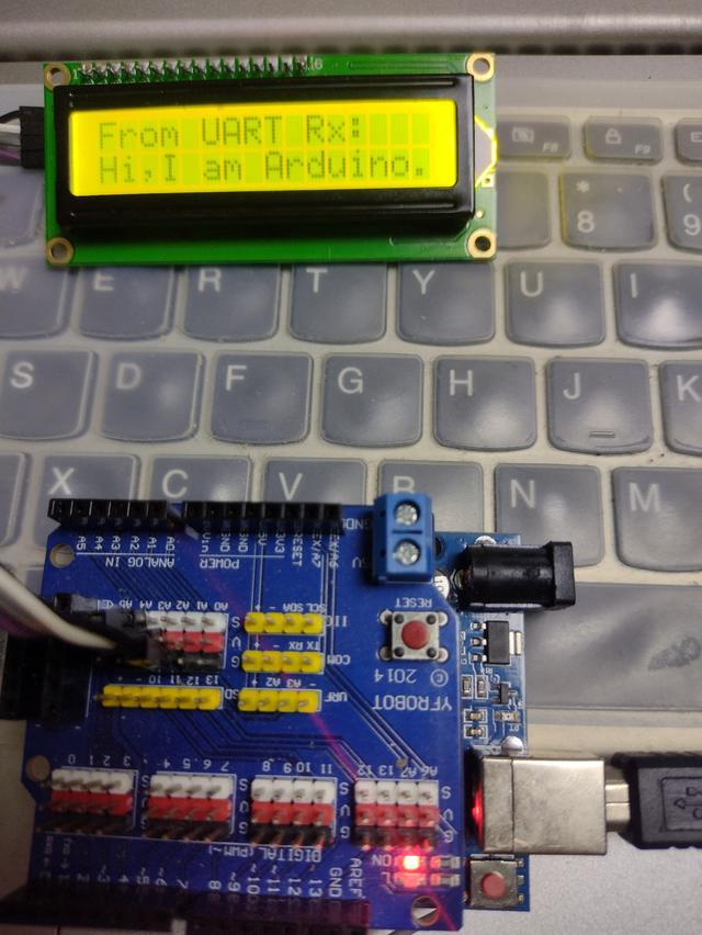 Arduino学习:认识IIC(I2C)LCD1602字符液晶显示器