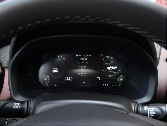 配置提升 实拍2021款WEY VV7科技版