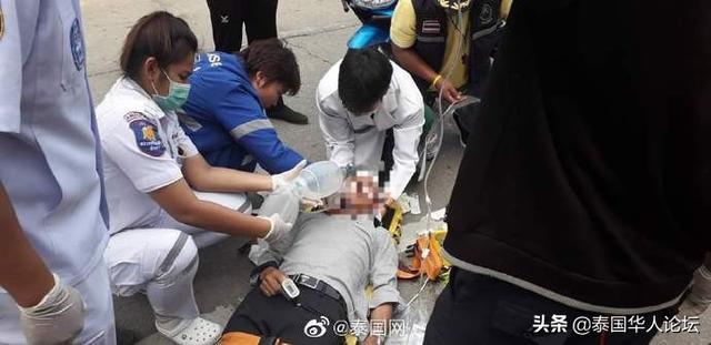 载有19名福建游客大巴在泰国清莱撞车后侧翻!1名中国公民重伤
