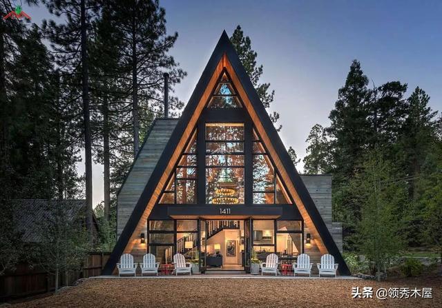 度假木屋三维模型图