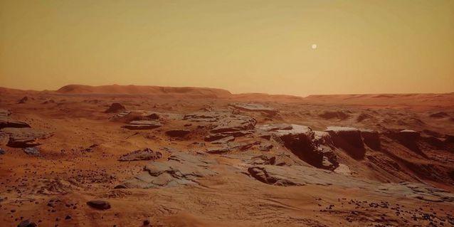 适应了地球重力的人类丢到火星上,几十年后会发生怎么样的改变?