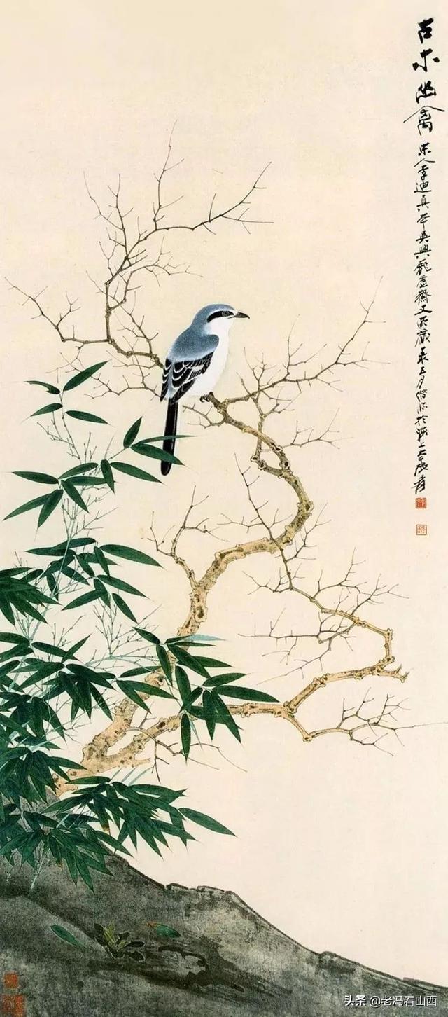 国画名家水仙作品图片