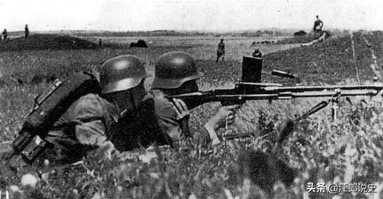 捷克式轻机枪设计图