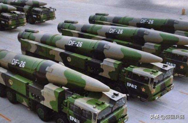 美航母打击范围有多大?美媒:不及东风导弹,要用新武器反击