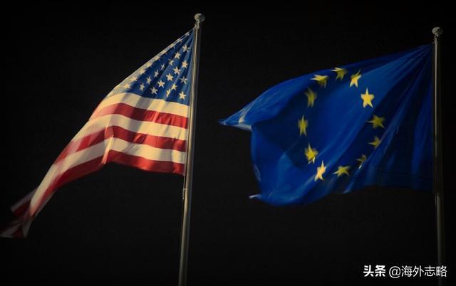 """法德出于3个原因拒绝对华制裁?美国施压无效,""""大棒""""砸向欧盟"""
