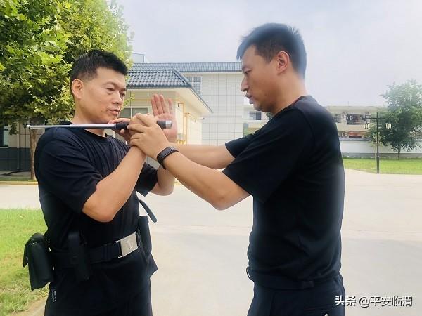 【全警实战大练兵】强化警务技能训练 有效提升实战能力