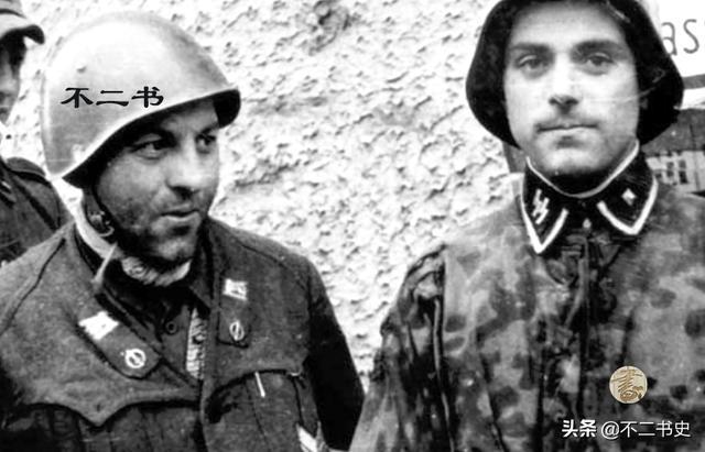 二战老照片:镜头下真实的意大利军队,谁都想打但打谁都打不过