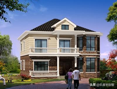 建房子设计图农村大全