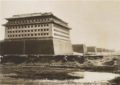 百年前北京城十大地标建筑:若不拆掉,北京或成世界最雄伟的古都