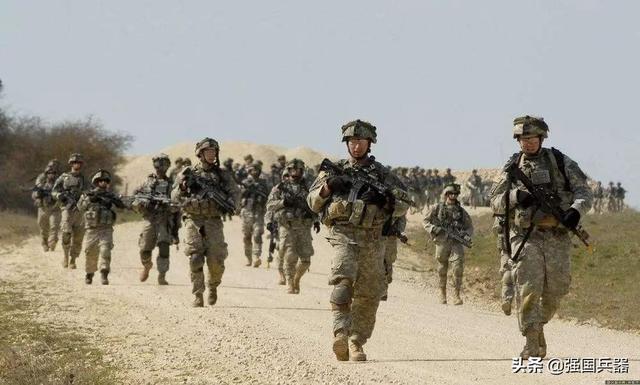 """美""""第二陆军""""重组再增8个师,是为对外战争做准备?杜文龙有话说"""