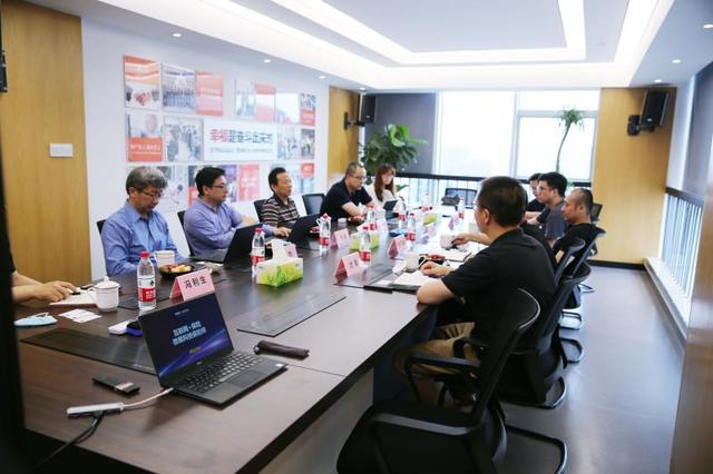 大家人寿副总经理杨继宏莅临保险师交流工作