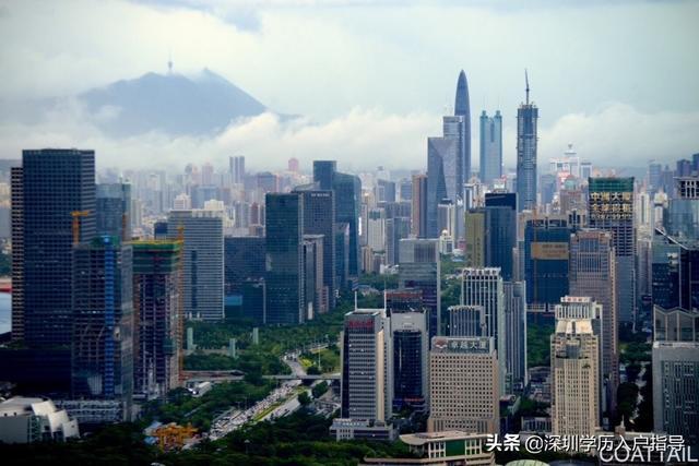 不买房没学历也能落户,深圳入户新政给外来人口送希望