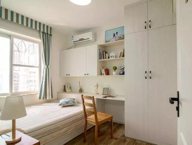 榻榻米拯救6-8平米小卧室