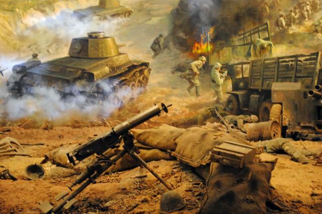 三大战役过程3d图解