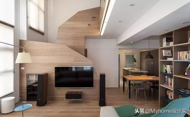 一层半复式阁楼设计图