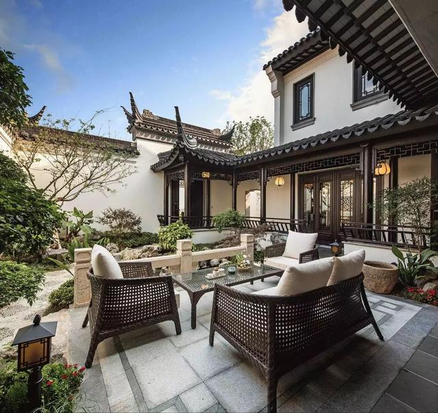 中式庭院——中国人骨子里的家