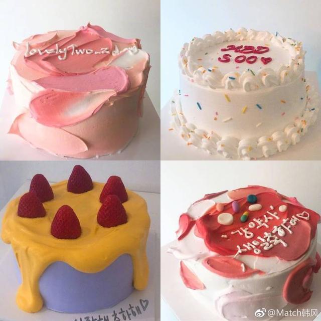 三十款蛋糕圖案