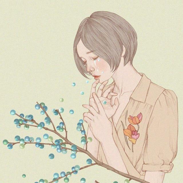 关于青春年华浪漫唯美的爱情图片说说 年少的笑漾着微光-说说控