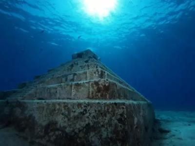 发现水下规模宏大的建筑群,海底金字塔是史前文明存在的证据吗?