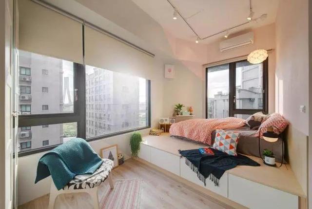 卧室10平方装修小户型