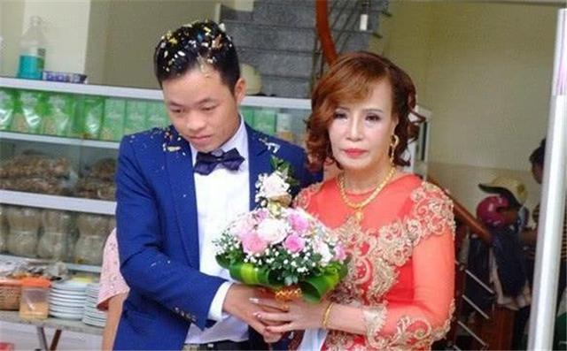 20多岁小伙娶大妈图片