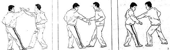 拦截螳螂拳教学