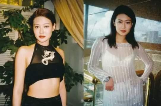 电影中陈宝莲性感图片