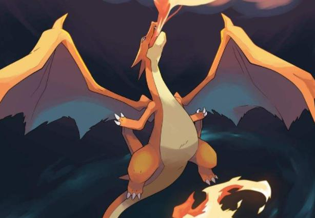 火焰鸟mega进化图片