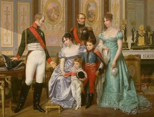 拿破仑和约瑟芬