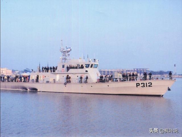 """盘点孟加拉国海军的""""中国制造""""!由退役军舰打造的迷你中华舰队"""