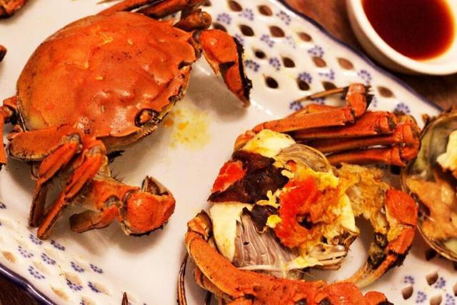 公螃蟹和母螃蟹的区别