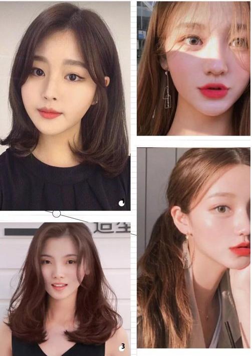 心形脸适合什么发型?