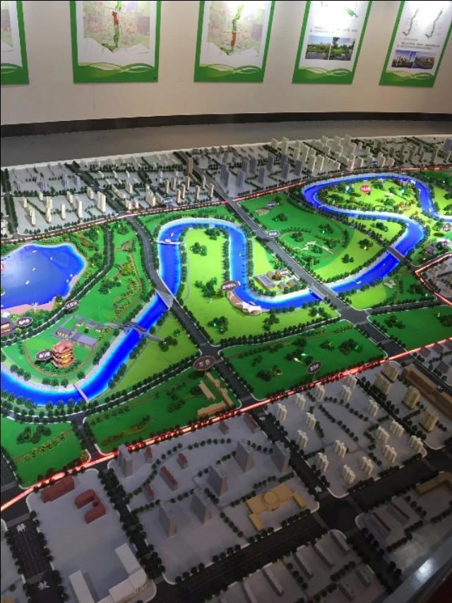 沧州运河公园图片